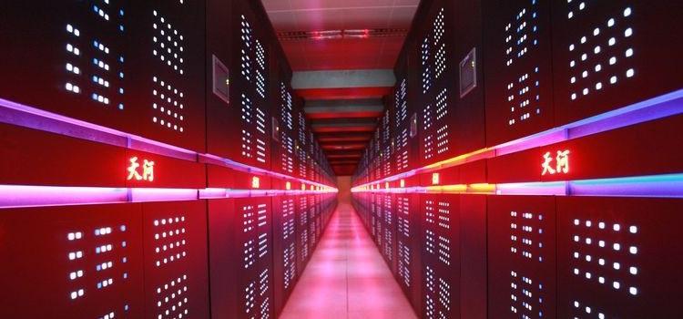 Siêu máy tính Sunway Taihulight của Trung Quốc là máy tính nhanh nhất thế giới hiện nay.