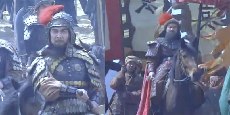 Tào Tháo và Viên Thiệu, 2 lực lượng mạnh nhất thời bấy giờ.
