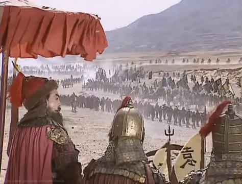 Viên Thiệu với lực lượng áp đảo, ngày đêm khiêu chiến Tào Tháo.