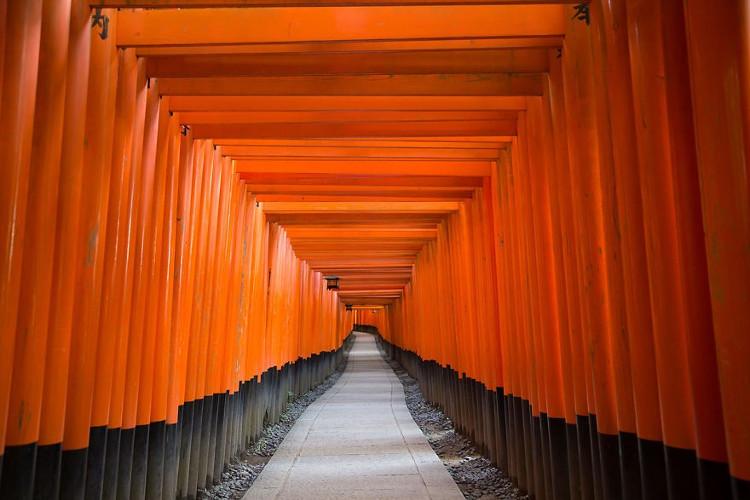 Điện thờ Fushimi Inari