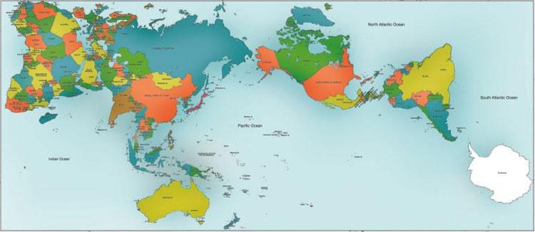 Bản đồ thế giới AuthaGraph.
