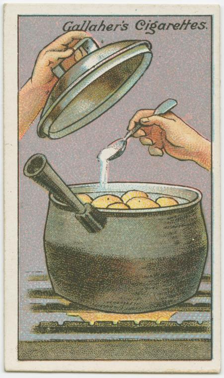 Mẹo nhỏ khi nấu khoai tây