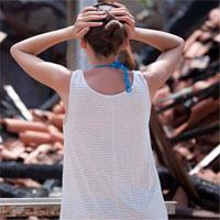 Làm gì để hồi phục tâm lý sau hỏa hoạn?