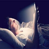 Điện thoại thông minh là thủ phạm gây rối loạn giấc ngủ
