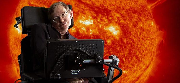 """Stephen Hawking: """"Đừng tìm người ngoài hành tinh nữa""""."""