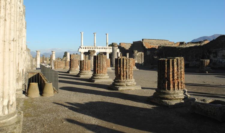 Thành phố Pompei.