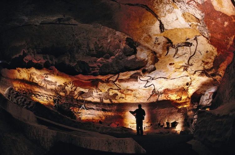 Các hang động ở vùng Lascaux phía tây nam nước Pháp