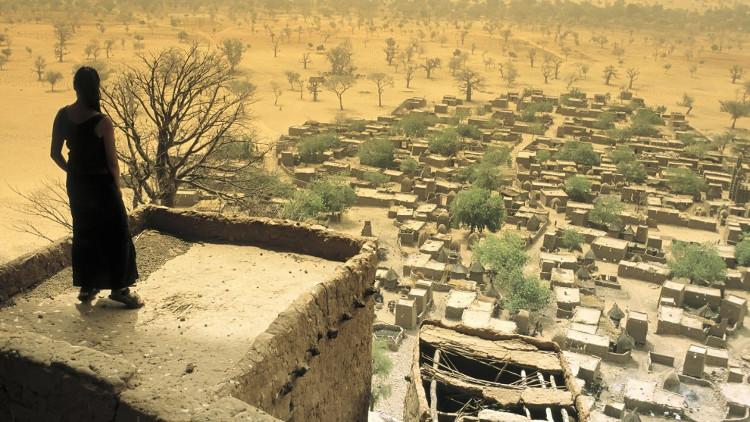 Mali, một nước ở tây bắc châu Phi, bị đưa vào danh sách đỏ do nguy cơ khủng bố và bắt cóc.