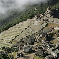 Vẻ đẹp tuyệt vời của thung lũng linh thiêng của người Inca