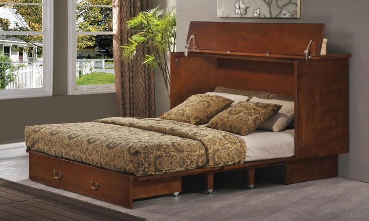 Giường bàn gấp