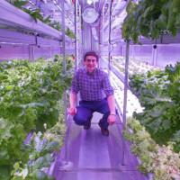 Vườn thủy canh, giải pháp cho tình trạng thiếu lương thực ở Bắc Cực