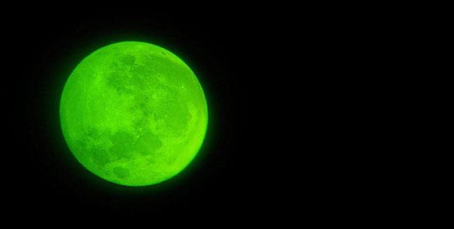 Một bức ảnh Siêu trăng đặc biệt khác được chụp tại Hải Phòng