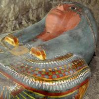 Phát hiện xác ướp Ai Cập cổ gần như còn nguyên vẹn