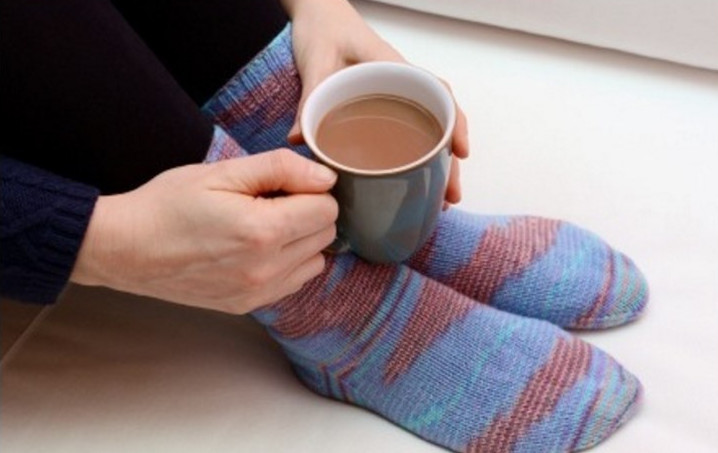 Nếu bị lạnh quá mức, bàn chân sẽ kích hoạt các thụ thể cảm nhận đau, gây thiếu thoải mái.