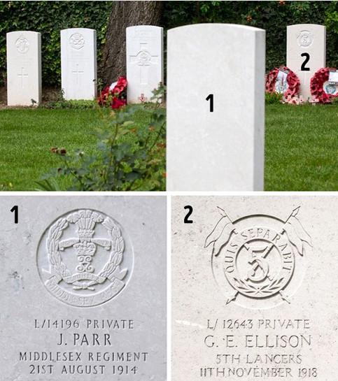 Những người lính đầu tiên và cuối cùng
