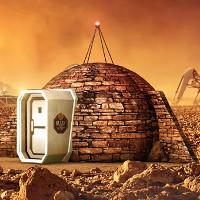 Mô hình nhà ở trên sao Hỏa trong tương lai
