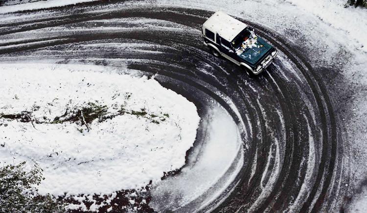 Hiện tượng tuyết rơi dày cũng xuất hiện ở dãy núi Pyrenees thuộc Châu Âu và dự báo kéo dài trong những ngày tới.