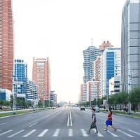 Bất ngờ từ những kiến trúc mới ở thủ đô Bình Nhưỡng, Triều Tiên