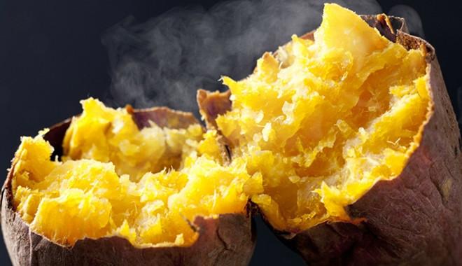 Chỉ cần 1 củ khoai nướng trung bình cũng mang lại nhiều giá trị dinh dưỡng cho cơ thể.
