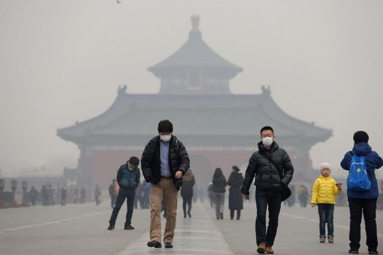 Những lớp sương mù sát thủ này đang ngày một diễn ra phổ biến hơn ở các nước hiện đại như ở Trung Quốc.