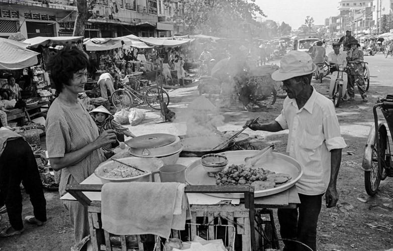 Ẩm thực đường phố Sài Gòn, 1994.