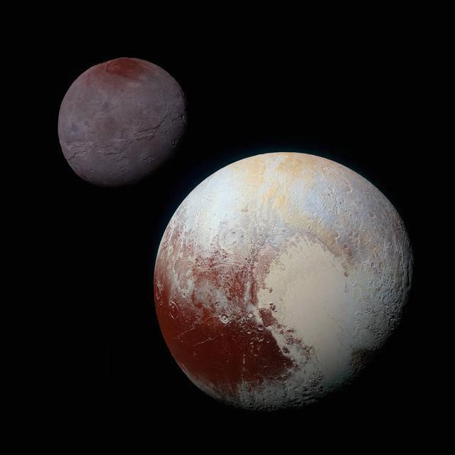 Sao Diêm Vương có thể chứa một đại dương khổng lồ bên dưới lớp vỏ băng.