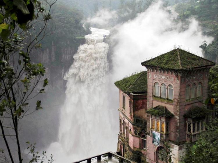 Khách sạn Del Salto, Colombia.