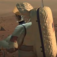 Video: Phi hành gia lên sao Hỏa sẽ hít thở thế nào?