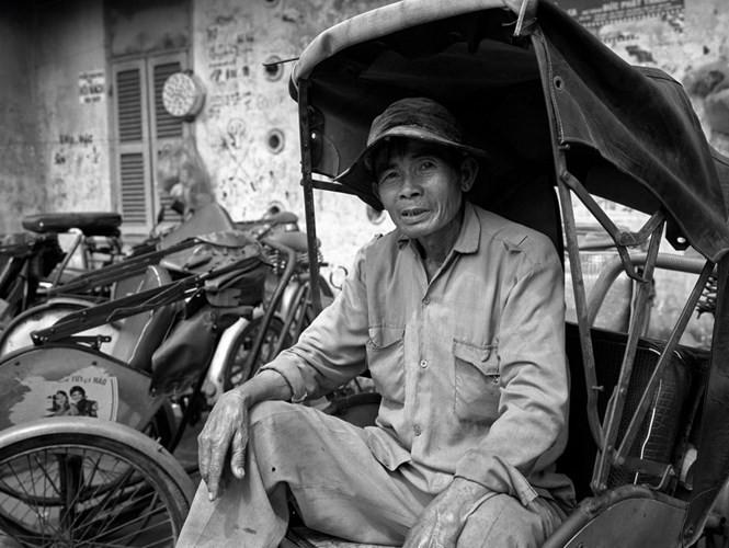 Người lái xích lô Sài Gòn, 1996.