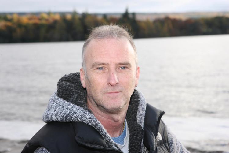 Bức ảnh được chụp bởi Steve Frame, 50 tuổi, khi ông lái xe qua hồ Loch Ness.