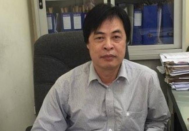 Ông Vũ Đại Dương – Phó Cục trưởng Cục Quản lý Chất lượng sản phẩm