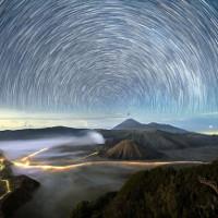 Ngắm vẻ đẹp ngoạn mục của bầu trời đêm