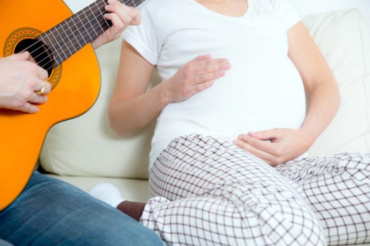 Những bà mẹ Do Thái đặc biệt chú tâm đến chế độ ăn và sinh hoạt trong suốt thai kỳ.