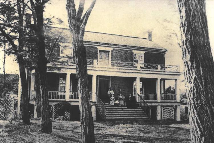Ngôi nhà này là nơi Nội chiến Mỹ bắt đầu và cũng là nơi kết thúc cuộc chiến.