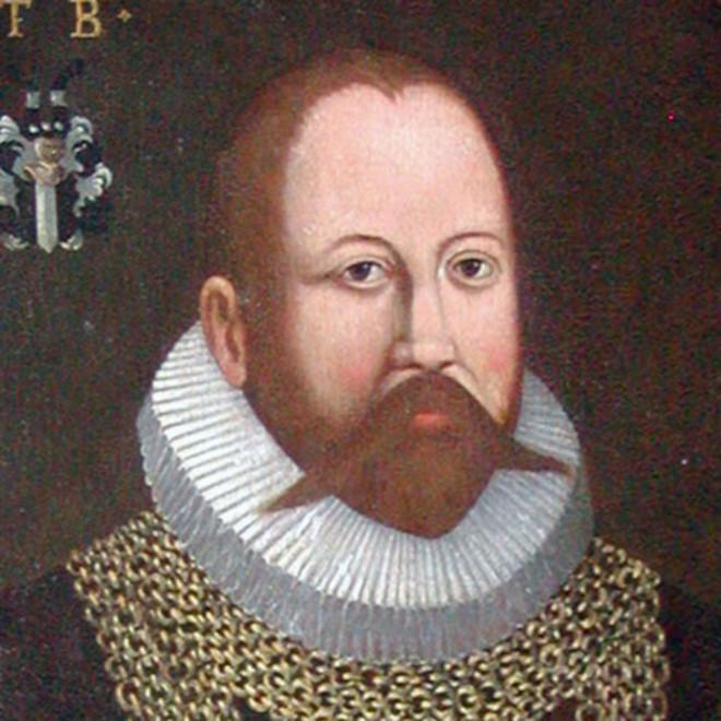 Tycho Brahe là nhà thiên văn nổi tiếng với đời sống khá lập dị và qua đời một cách kỳ lạ.