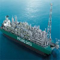 Tàu nổi sản xuất khí hóa lỏng dài hơn tháp Eiffel