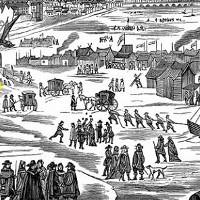 """Thời kỳ """"tiểu băng hà"""" là nguyên nhân của dịch bệnh, các đế chế sụp đổ và di cư"""
