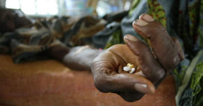UNAIDS cho biết 18,2 triệu người nhiễm HIV đến nay đã được điều trị.