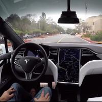 Bạn có tò mò muốn biết xe tự lái thấy gì không?