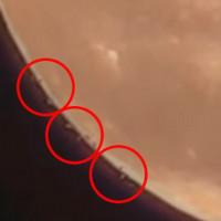 Phát hiện hàng trăm UFO rời mặt trăng?