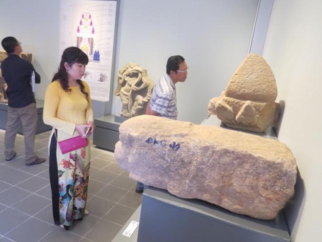 Khu cổ vật Chăm Pa sẽ mở cửa từ 7h đến 17h hàng ngày để phục vụ khách tham quan.
