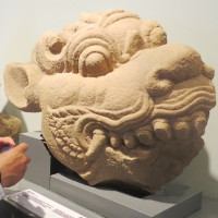 Cổ vật Chăm Pa lần đầu xuất hiện sau hơn 71 năm