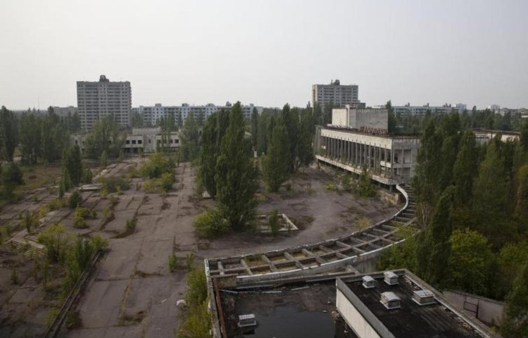 China builds a power plant near the Chernobyl nuclear grave