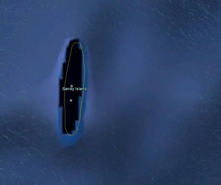 Hòn đảo bí ẩn