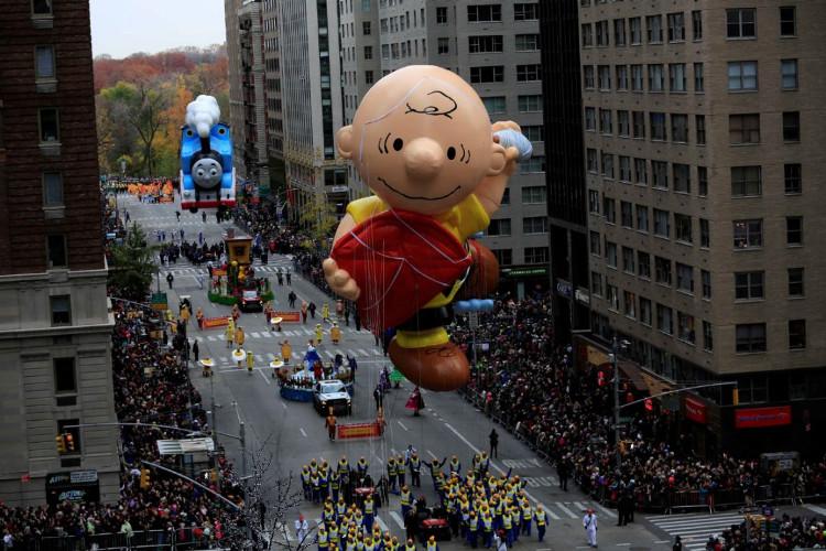 Diễu hành Lễ tạ ơn Macy's hàng năm do chuỗi cửa hàng bán lẻ Macy's tổ chức ở thành phố New York (Mỹ).