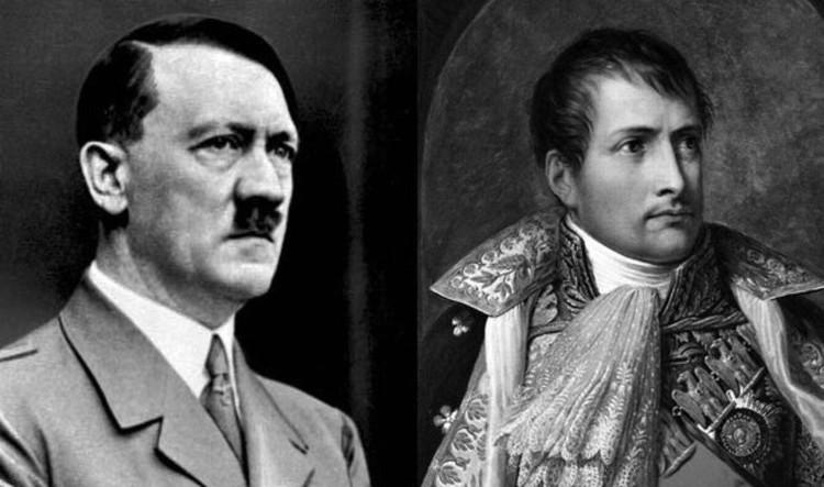 Hitler và Napoleon