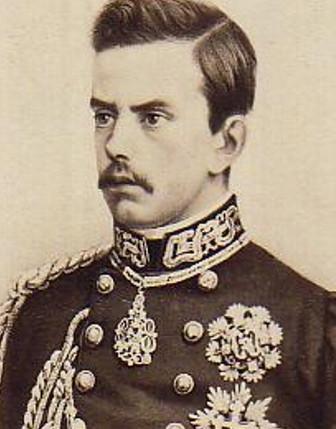 Vua Umberto của Italy