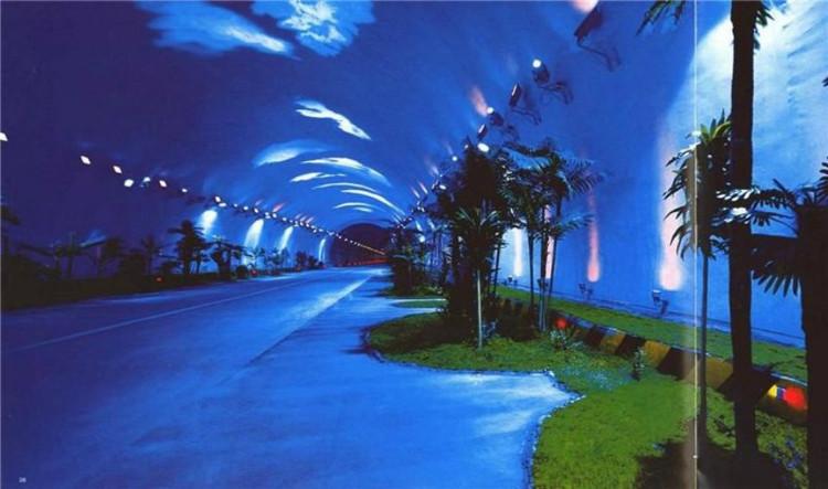 Tần Lĩnh là đường hầm cao tốc dài nhất Trung Quốc