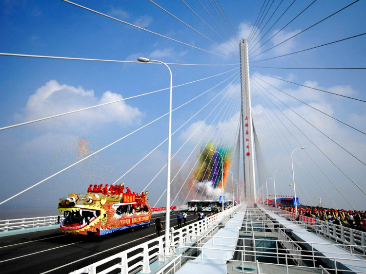 Đường hầm Thượng Hải sông Dương Tử