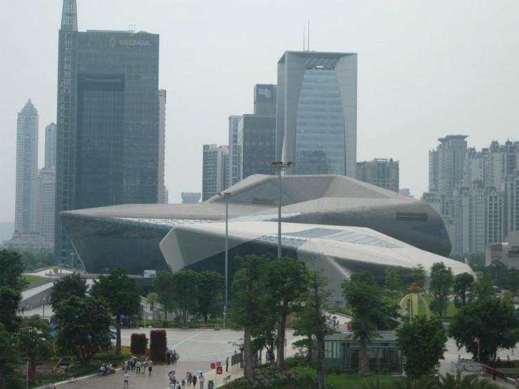 Nhà hát opera Quảng Châu